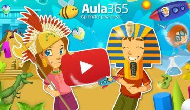 La solución educativa Argentina Aula365 alcanzó el millón de suscriptores en Youtube