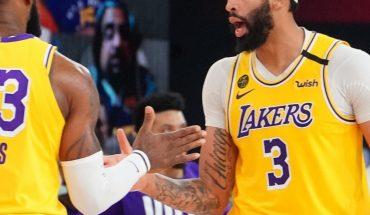 Lakers pone contra la pared a los Nuggets