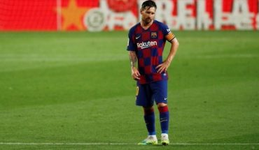 Lionel Messi explicó el motivo y el objetivo del famoso burofax a Barcelona
