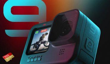 Llega la GoPro Hero 9 y esto es todo lo que debes saber de la sorprendente cámara