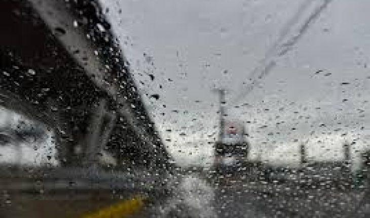 Lluvias puntuales muy fuertes en Michoacán