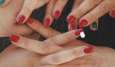 Luce muy mexicana este mes de septiembre con estos diseños de uñas