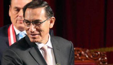 Martín Vizcarra supera juicio y continúa como Presidente de Perú