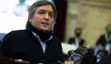 """Máximo Kirchner: Argentina debe """"alejarse de propuestas que ya fracasaron"""""""