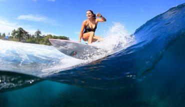 Maya Gabeira, la surfista que volvió a la playa donde casi muere ahogada y se convirtió en récord
