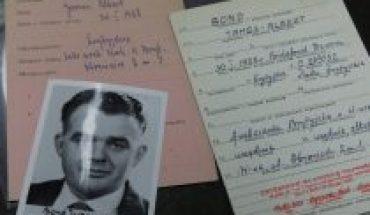 Me llamo Bond, en serio: hallan al mítico agente 007 en archivos polacos de la Guerra Fría