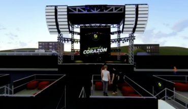 Medellín: dara su primer show al aire libre con auto, palcos y baños privados