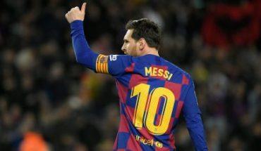 Messi se queda en el Barcelona y evita juicio
