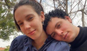 """""""Metamorfosis azul"""": nació el hijo de Vera Spinetta y Juan Saieg"""