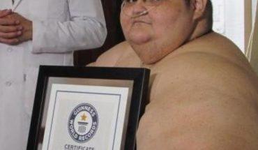 Mexicano más obeso del mundo vence al Covid-19