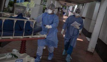 México y EU, con más personal médico contagiado de COVID en América