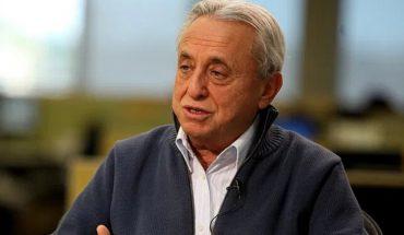 """Pedro Cahn: """"Hay que ser custodios de las libertades que vamos obteniendo"""""""