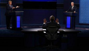 Primer debate en EE.UU.: burlas y críticas dominaron las visiones de Trump y Biden