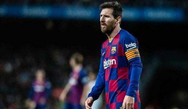 """Ronald Koeman: """"Messi es el mejor y ojalá pueda repetirlo esta temporada"""""""
