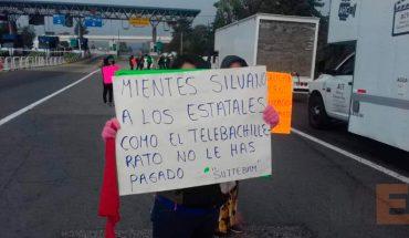 Salarios incompletos, distintivo del gobierno de Silvano Aureoles: trabajadores