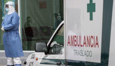 Salud reporta que hasta el 1 de agosto hay 122 mil muertes en exceso