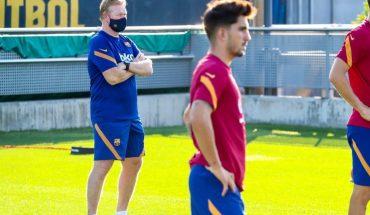 """""""Sargento Koeman"""": el apodo al entrenador de Barcelona por sus métodos"""