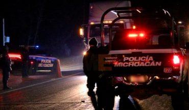 Se enfrenta con policías en la autopista Siglo XXI y es abatido en Lázaro Cárdenas, Michoacán