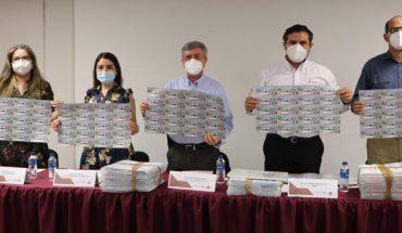 Secretaría de Salud de Sinaloa recibe 38 mil boletos para rifa del avión presidencial