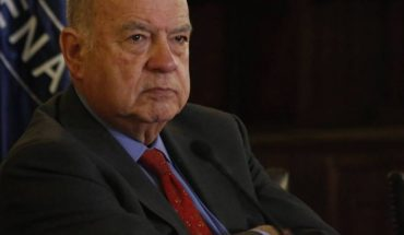 Senador Insulza renunció a la vicepresidencia del Partido Socialista