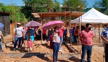 Terrenos invadidos en la 4 de Marzo, Cuilacán, ya están en tramite con Ferromex
