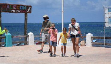 Turismo tendrá ligera recuperación a final de año; pérdidas no se rescatarán
