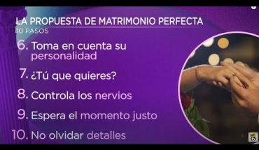 ¿Existe la propuesta de matrimonio perfecta? | La Caja de Pandora
