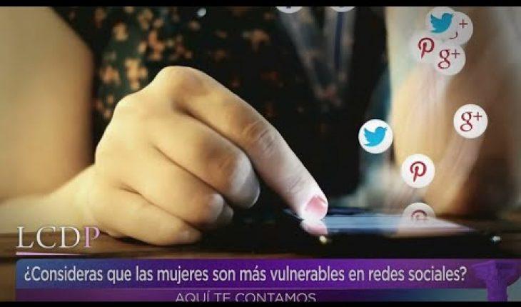¿Mujeres son más vulnerables en redes sociales? | La Caja de Pandora