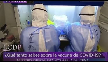 ¿Qué se espera de la vacuna contra el Covid-19?   La Caja de Pandora