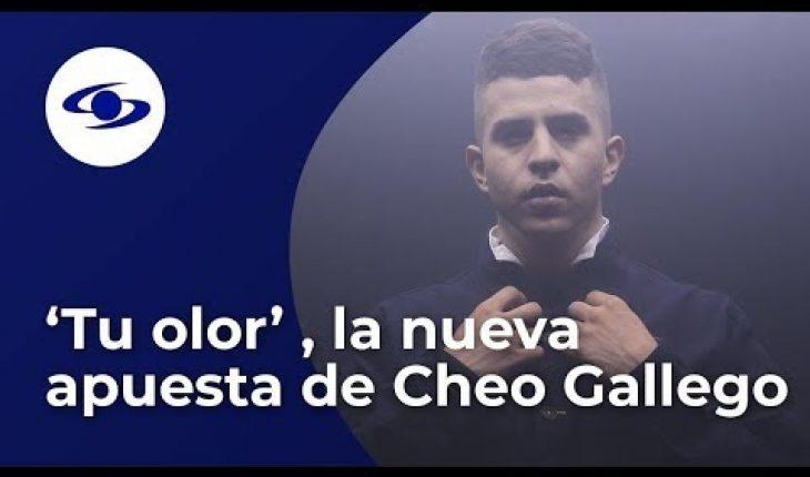 'Tu olor' la nueva apuesta de Cheo Gallego - Caracol TV