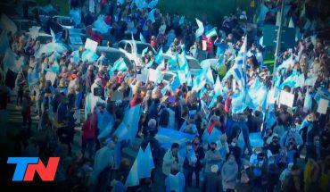 #19S | Cepo, Justicia y coparticipación: las consignas del masivo banderazo contra el Gobierno