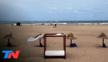 """Aldo Elías, presidente de la CAT: """"No podemos pensar un verano de playas atestadas"""""""