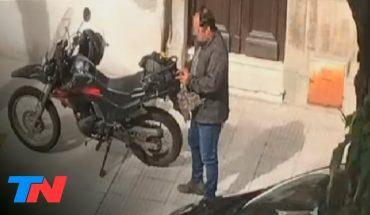 """Amado Boudou le sacó fotos a un periodista de TN y denunció que """"lo espíaba la AFI"""""""