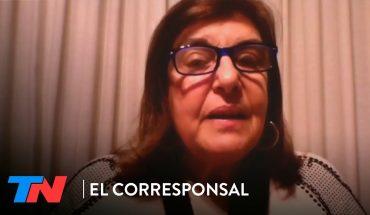 """Angela Gentile: """"El AMBA está estable, pero el resto del país está complicado""""   EL CORRESPONSAL"""