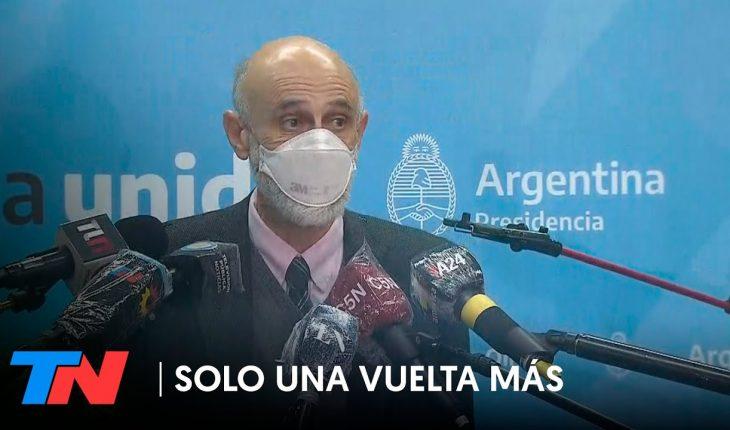 """Arnaldo Dubin: """"Los números oficiales no coinciden con nuestras apreciaciones"""""""