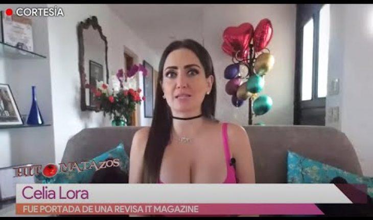 Celia Lora cumple fantasías de hombres y mujeres | Vivalavi