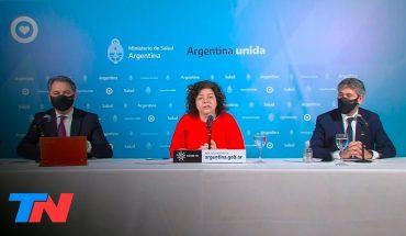Coronavirus en la Argentina |  439.172 casos totales, 9155 muertes y  322.461 recuperados