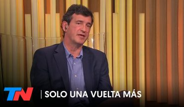 El análisis de Marcos Novaro sobre el escándalo en el Congreso    SÓLO UNA VUELTA MÁS