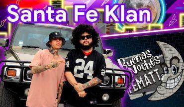 Ep.- 38 Buenas Noches Don Fematt Feat: SANTA FE KLAN
