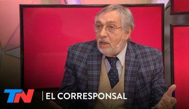 """Luis Brandoni: """"A Cristina lo único que le interesa es su impunidad""""   EL CORRESPONSAL"""