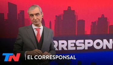 Luis Brandoni y Angela Gentile con Nelson Castro en EL CORRESPONSAL (19/09/2020)