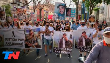Nueva marcha en Tucumán por el crimen de Ana Dominé