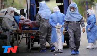 OTRO DÍA RÉCORD   El Ministerio de Salud registró 12026 nuevos casos de COVID-19 en las últimas 24hs