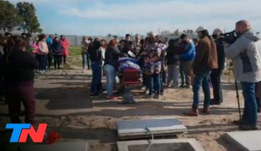 Pedro Luro: despidieron los restos de Facundo Astudillo Castro