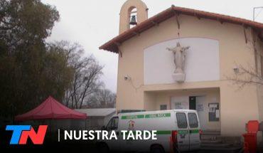 Rio Negro | Una capilla en Gral. Roca fue convertida en centro de salud para pacientes con COVID-19