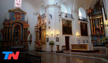 Vuelven las ceremonias religiosas a la Ciudad: se permitirán misas, bautismos y casamientos