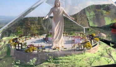Zacatecas será la sede del Cristo más grande de México, costará 13 mdp