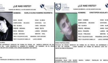 25 days without knowing Karla and Cristoper, missing in Azcapotzalco