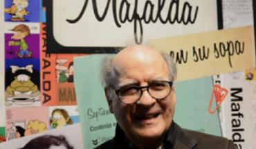 66 years of humor and the birth of Mafalda: goodbye to Quino