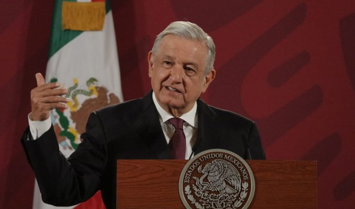 AMLO will send the Senate the petition to try former presidents